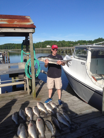 Chesapeake beach charter fishing